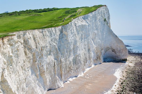a visit to Seaford and seven sisters cliffs