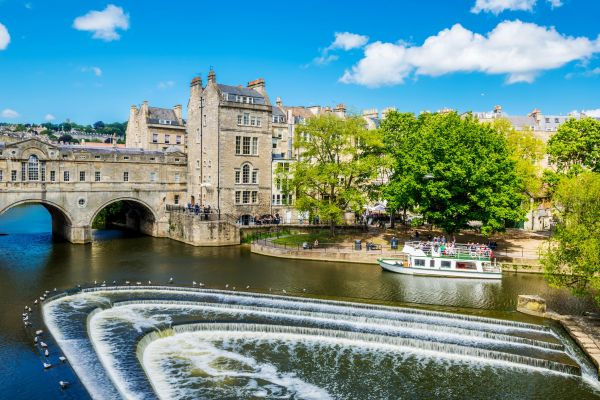 Visit to the city of Bath