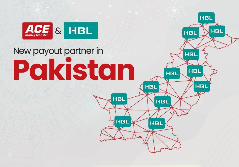 ACE Money Transfer & HBL – Exceptional Partners Deliver Excellence