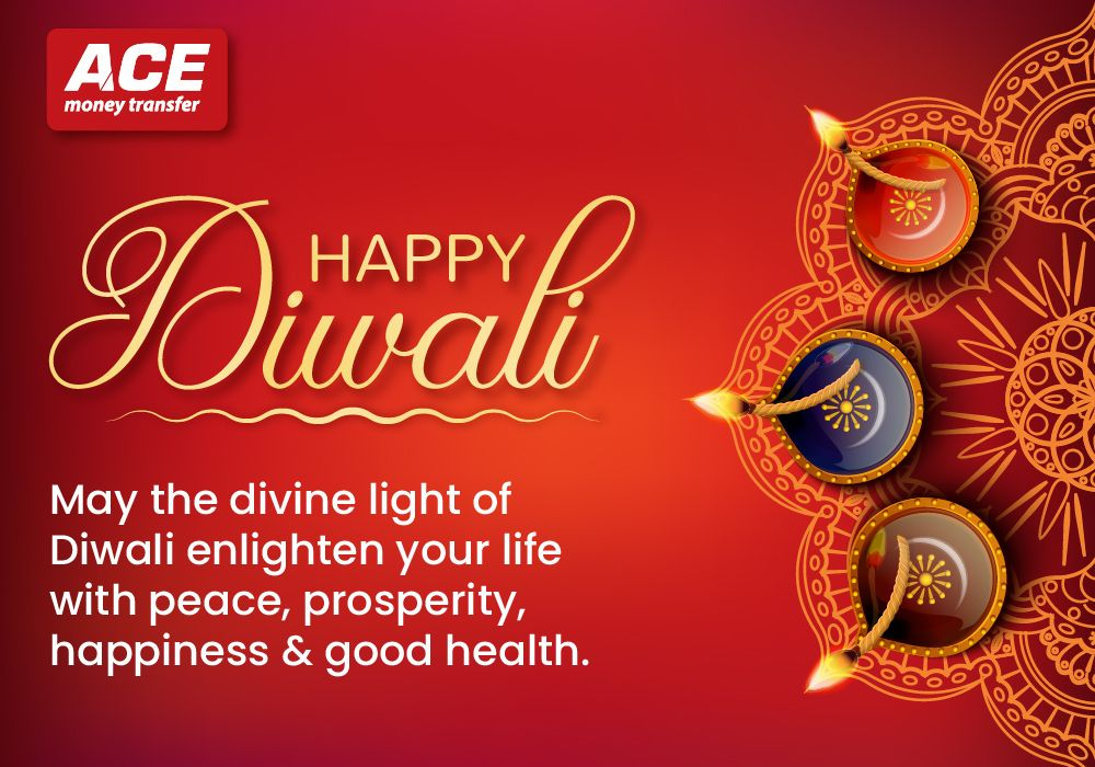 Celebrate This Diwali With ACE Money Transfer & Win Exciting Prizes
