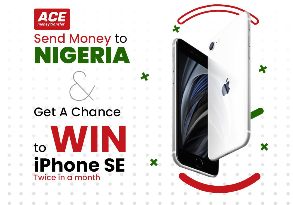 Attention Nigerian Customers! Grab A Chance to Win a Free iPhone SE 2020