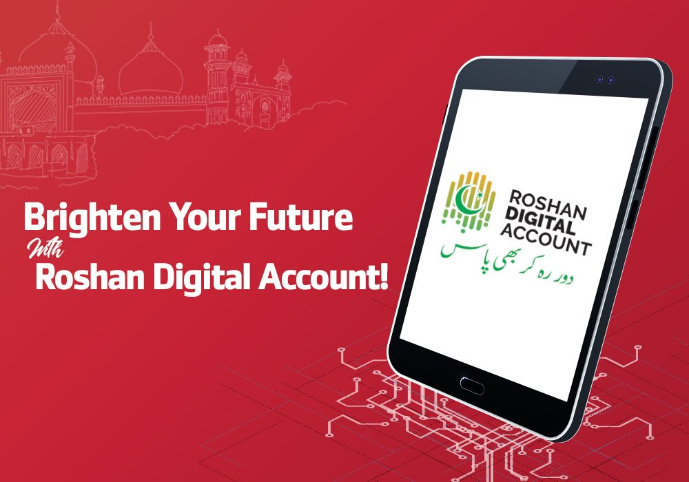 What Is A Roshan Digital Account & How Important Is It for Pakistanis?